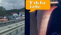 İstanbul Havalimanı kaza yola çıkacaklar dikkat!