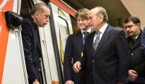 İstanbul havalimanı metrosu 2021'e kaldı!