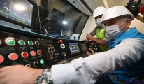 İstanbul Havalimanı metrosu'nu 2021'de açıyoruz(video)