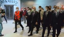 İstanbul Havalimanı metrosu test sürüşleri başlıyor#video