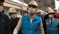 İstanbul Havalimanı Metrosuyla ilgili açıklama(video)