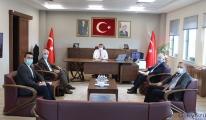 İstanbul Havalimanı Mülki İdare Amirliği ziyaret