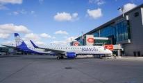 İstanbul Havalimanı'na düzenlenen ilk uçuş