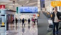 video İstanbul Havalimanı'na yerleşti