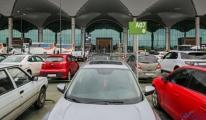 İstanbul Havalimanı'nda 2020 otopark ücretleri
