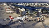 İstanbul Havalimanı'nda 71 saniyede 1 uçak