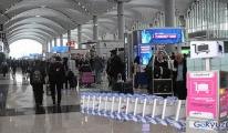 İstanbul Havalimanı'nda bagaj taşıma aracı vurgunu!
