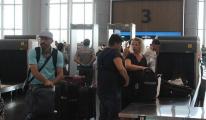 İstanbul Havalimanı'nda bayram yoğunluğu başladı!