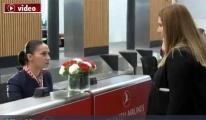 İstanbul Havalimanı'nda ilk uçak kalktı!video
