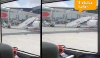 video  İstanbul havalimanı'nda Körükler süs mü?