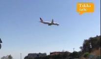 İstanbul Havalimanı'nda Lodos esiyor!