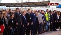 İstanbul Havalimanı'nda O an!video