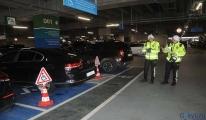 İstanbul Havalimanı'nda Saygısız sürücülere ceza yağdı!