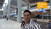 video İstanbul Havalimanı'nda tuvaletler rezil!