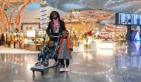 İstanbul Havalimanı'nda ücretsiz 0-6 yaş bebek araçları
