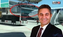 İstanbul Havalimanı'nda vahim hatalar zinciri!video