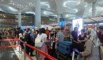 İstanbul Havalimanı'ndan Bayramda 1,76 milyon yolcu uçtu!