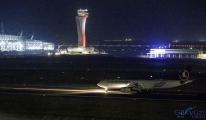 İstanbul Havalimanı'ndan gece uçmayın!