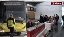 İstanbul Havalimanı'ndan ilk yurtdışı uçuş Ercan'a!video