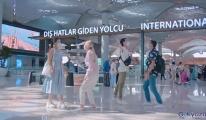 İstanbul Havalimanı'nı 2 Milyon yolcu kullandı(video)