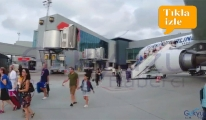 video İstanbul Havalimanı'nın çalışmayan körükleri!