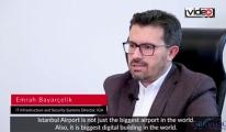 İstanbul Havalimanı'nın dijital altyapısı R&M'den!