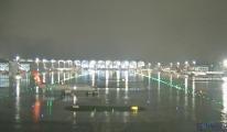 İstanbul Havalimanı pist pırıl pırıl (video)