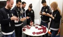 İstanbul Havalimanı Polisi sahtekarlara göz açtırmıyor!