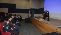 İstanbul Havalimanı polislerine ilk yardım eğitimi