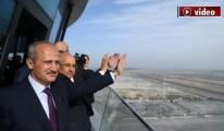 İstanbul Havalimanı Ramp Kule!