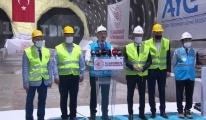 İstanbul Havalimanı Raylı Sistem Hattı Müjdesi#video