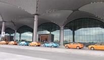 İstanbul Havalimanı Taksi Fiyatları!