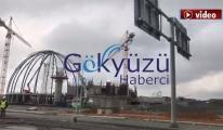 İstanbul Havalimanı'nda 33 mescit olacak!