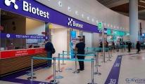 İstanbul Havalimanı'nda antikor test uygulaması da başladı