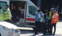 İstanbul Havalimanı'nda kaza
