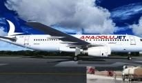 İstanbul uçağında pilot acil durum bildirdi