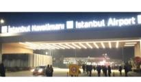 İstanbul Yeni Havalimanı'nın tabelası takıldı