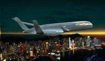 Airbus'un 2050 Modeli!