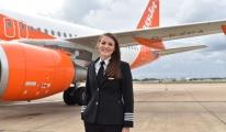 İşte dünyanın en genç kadın pilotu!