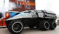 İşte Nasa'nın Mars Keşif Aracı