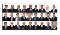 İşte Yeni Kabinenin Yaş Ortalaması