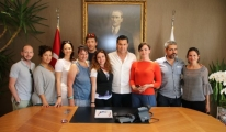 İtalyan Gazeteciler Bodrum'a Hayran Kaldı