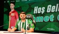 İttifak Holding Konyaspor, Ahmet Çalık'ı açıkladı