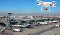 İzinsiz drone davasında beraat