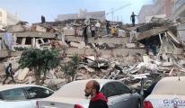İzmir'de 6.6 büyüklüğünde deprem Bornova...(video)