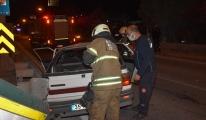 İzmir'de trafik kazası: 1'i ağır 3 yaralı