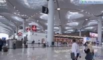 İzmir otomobile 4,5 saat İstanbul Havalimanı ile 8 saat!