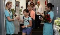 İzmir'den Zürih'e Direkt Uçuşlar Başladı