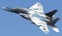 Japonya ve ABD Savaş Uçakları Birlikte Uçtu