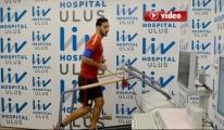 Jose Rodrıguez Sağlık Kontrolünden Geçti